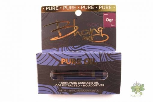 Bhang Pure Oil Indica