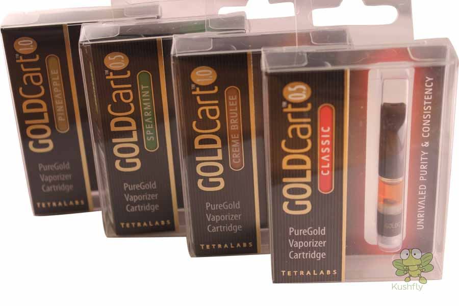 Buy TetraLabs Puregold Cartridge Online