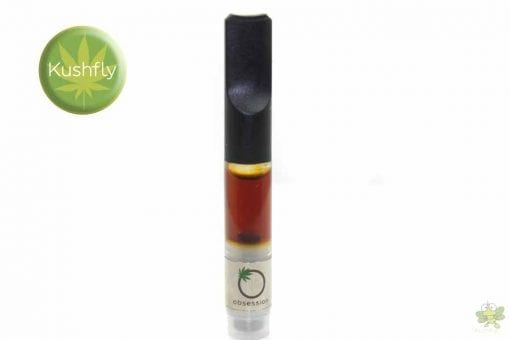 Amber CO2 Oil 0.5g