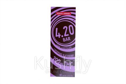 420 Bars Cannabis Chocolate