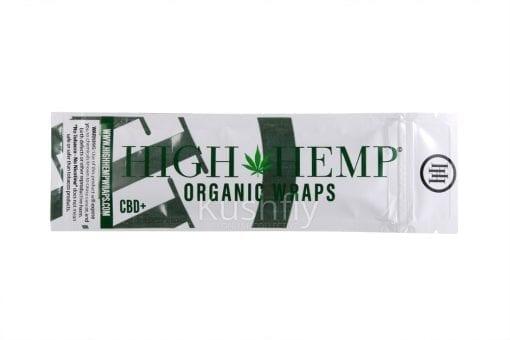 High Hemp Organic CBD Warps