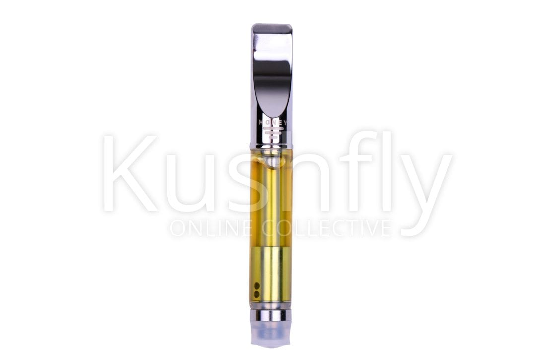 how to get weed oil out of cartridge