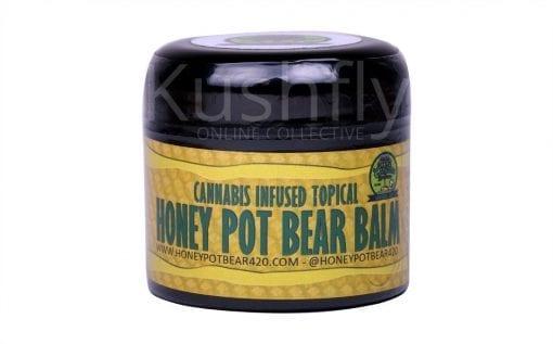 Honey Pot Bear CannabisTopicals
