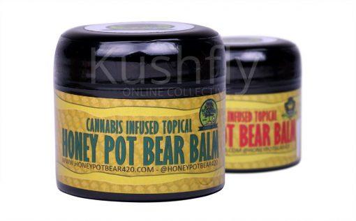 Honey Pot Bear Cannabis Topicals