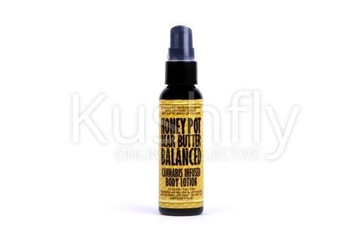 Honey Pot Bear Butter Balanced Cannabis Body Lotion