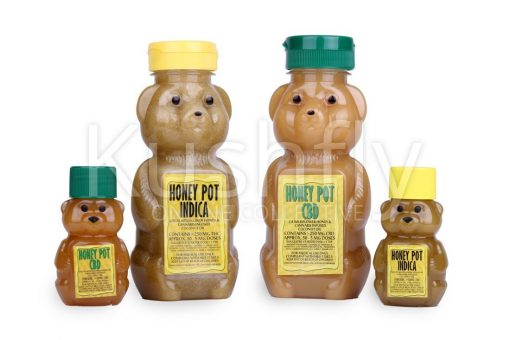 Honey Pot Bear Edible Cannabis