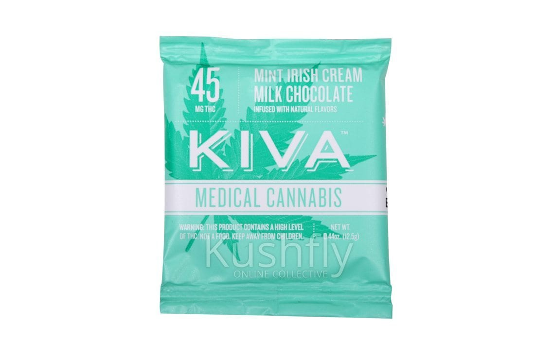 Kiva Mini Chocolate Bars 15mg/45mg | Kushfly Online Collective