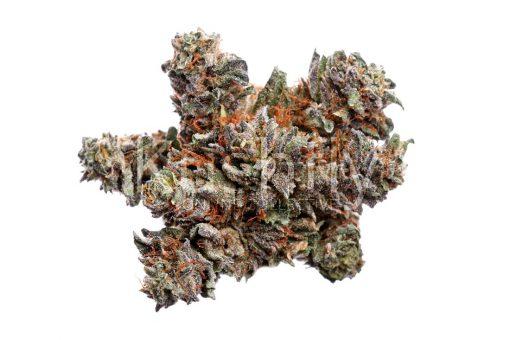 Platinum Bubba Kush Cannabis Strain