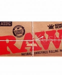 Raw King Size Supreme Rolling Papers Delivery Los Angeles