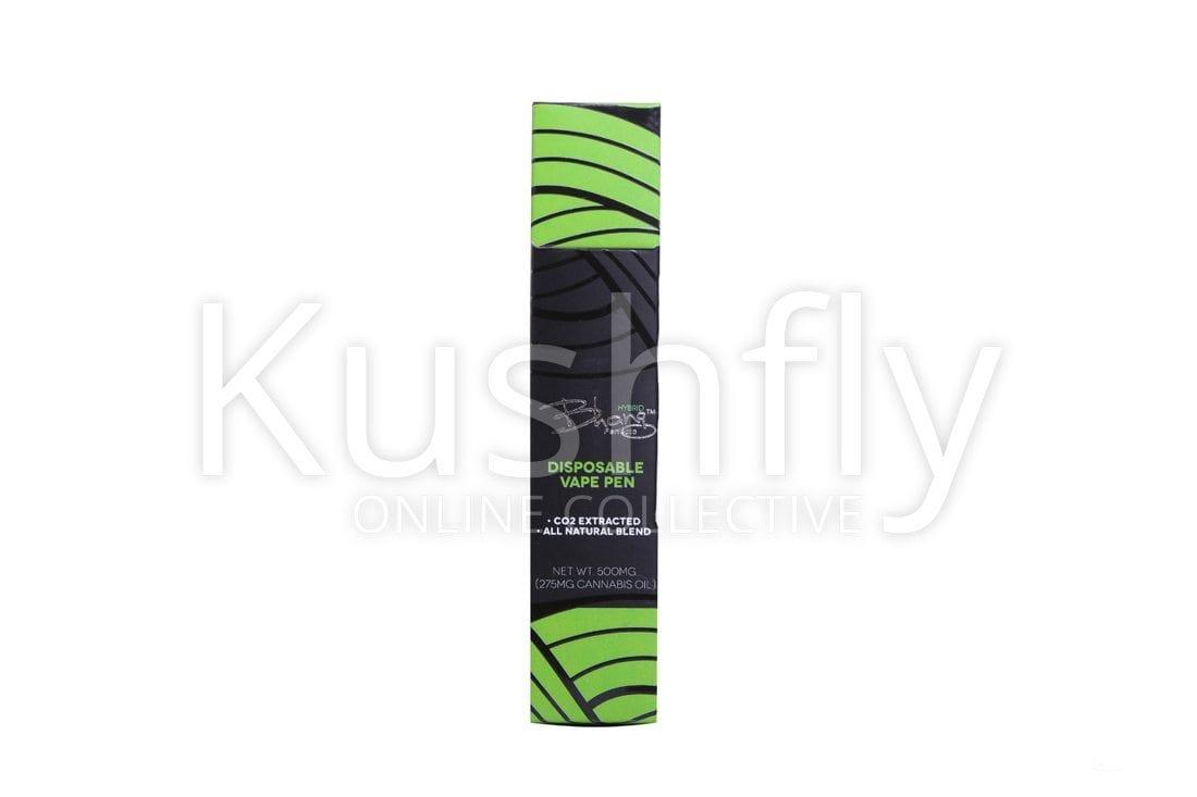 Bhang Disposable Indica/Hybrid/Sativa 0 5g Vape Pen