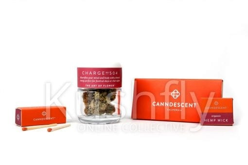 Canndescent Charge no504 Special Box