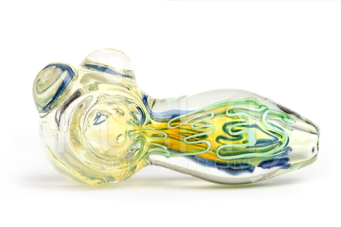 Wax And Flower Big Glass Pipe Delivery Anywhere In La