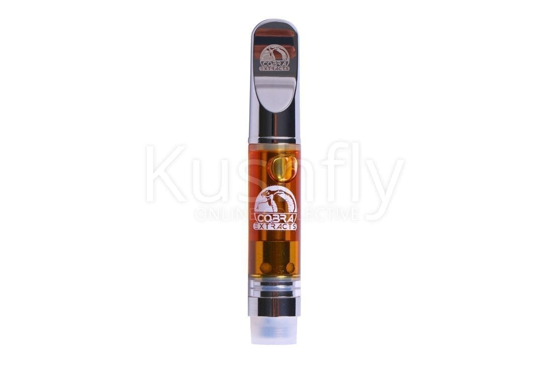 Cobra Extracts Pure Cannabis Oil Cartridges Delivery - Kushfly com
