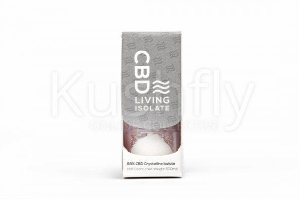 CBD Living Crystalline Isolate 500mg