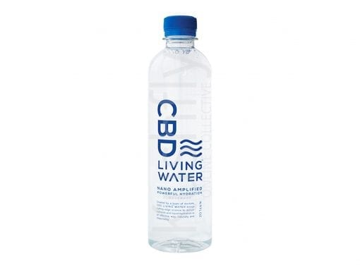 CBD Living CBD Water Delivery Los Angeles California