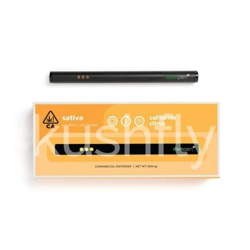 DomPen-California-Citrus-Disposable-Vape-Pen-Delivery
