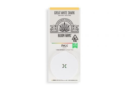 Bloom Farms Pax Era Cartridge Great White Shark Delivery Los Angeles