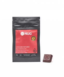 Nug Milk Chocolate Bar Delivery
