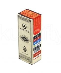 Alpine Cannatonic CBD Oil Cartridge Delivery Los Angeles California