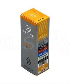 Alpine Jack Herer Cannabis Oil Marijuana Cartridges Delivery
