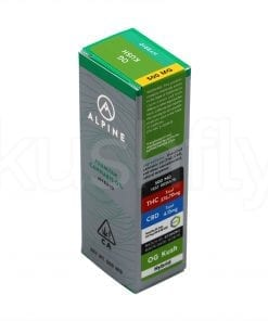Alpine Cannabis Oil OG Kush Cartridge Delivery