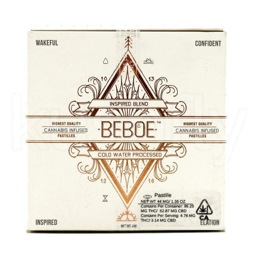Beboe Pastille Candies Edibles Delivery