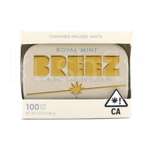 Breez Royal Mints Tablets Delivery