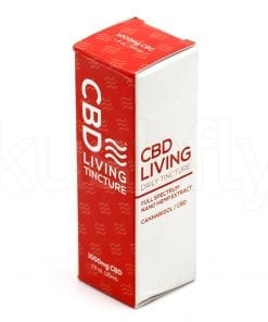 CBD Living Tincture Delivery Los Angeles