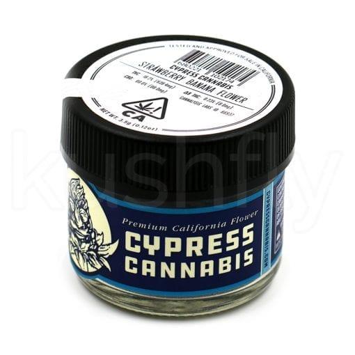 Cypress Cannabis Strawberry Banana Marijuana Dellivery