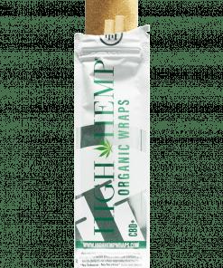 High Hemp Organic CBD Wraps Delivery