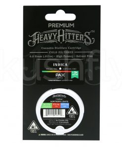 Heavy Hitters Pax Pod Northern Lights Cartridge Delivery