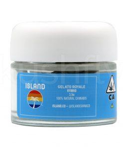 Island Gelato Royale Marijuana Delivery