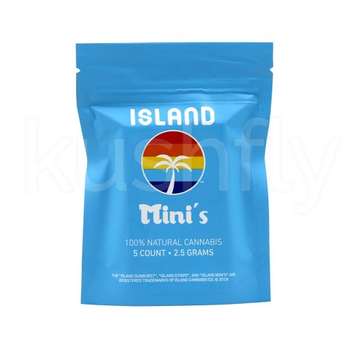 Island Mini Prerolls Marijuana Delivery
