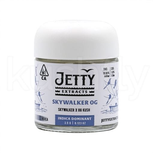 Jetty Extracts Skywalker OG Delivery