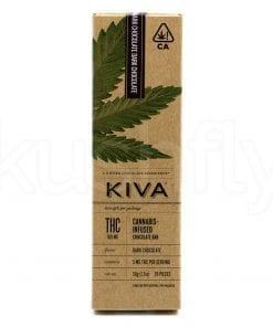 Kiva Dark Chocolate Bar Edibles Delivery