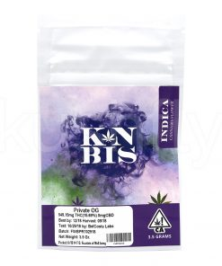 Knbis Private OG Marijuana Delivery