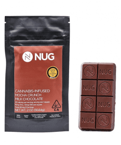 Nug Mocha Crunch Bar Delivery
