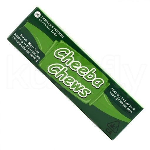 Cheeba Chews Hybrid Taffy Edibles Delivery Los Angeles