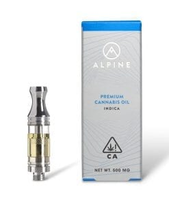 Alpine Live Resin Northern Lights Cartridge Delivery
