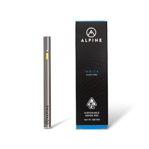 Alpine Fruity Dots Disposable Vape Pen Delivery
