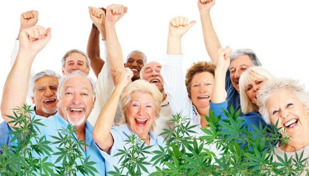 Study Shows Medical Cannabis Is an Option for Seniors With Pain