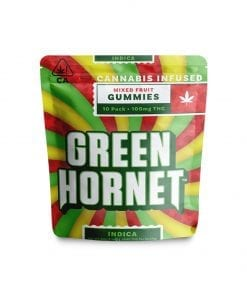 Green-Hornet-Indica-Gummy-Delivery