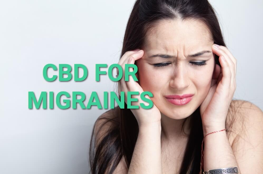 CBD Oil May Aid In Migraine Relief