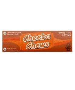 Cheeba Chews Sativa Taffy Delivery