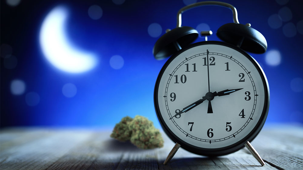 Top 5 Marijuana Products That Can Help With A Good Night's Sleep