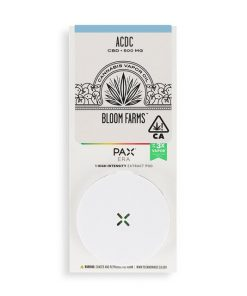 Bloom Farms Pax Era Cartridge ACDC 3:1 Delivery