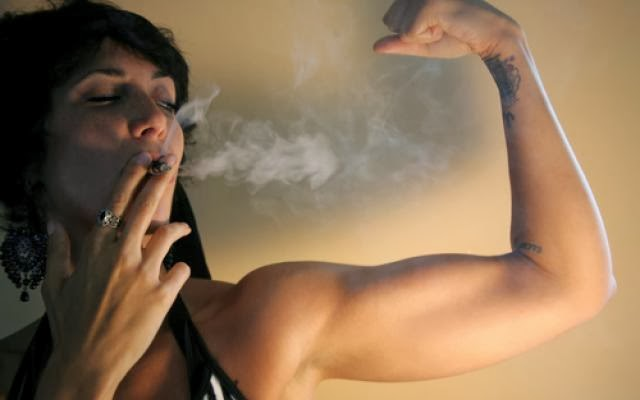 Cannabis and Exercise - Surprising Study Shows Stoners Love To Workout While High!