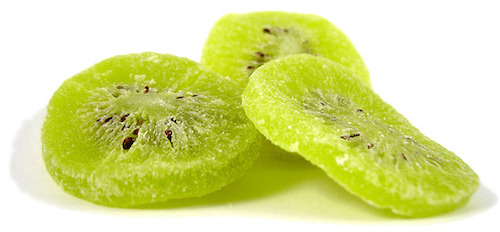 Mother Cannabis Infused Dried Kiwi Pieces
