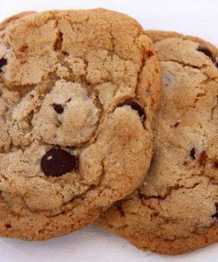 Kushbee Cookies Peanut Butter & Chocolate