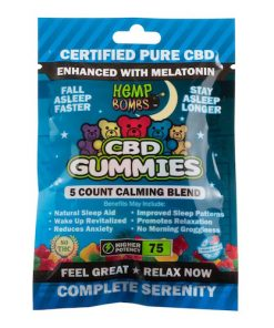 Hemp Bombs CBD Gummies Sleep